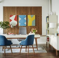 These Modern Workspaces Are Just As Welcoming as Your Living Room   Dwell