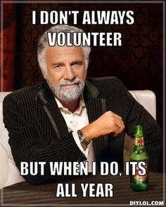 23 Best Volunteer Management Memes Images Funny Stuff Funny
