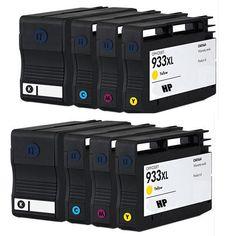 8 Ink Cartridges for hp 932xl hp 933xl OfficeJet 6100 6600 6700 7110 7610 7612 Printer Nail That Deal http://nailthatdeal.com/products/8-ink-cartridges-for-hp-932xl-hp-933xl-officejet-6100-6600-6700-7110-7610-7612-printer/ #shopping #nailthatdeal