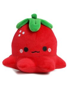 It is an OCTOFRUIT and it is FUCKING CUTE.  I found this on www.oborocharms.com <3