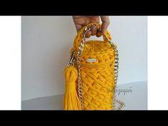 Good Screen Crochet Bag tshirt yarn Concepts Hottest Free Crochet Bag tshirt yarn Thoughts Whether you make your own handles or choose store-bou