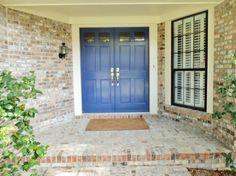 paint front door ideas - Google Search