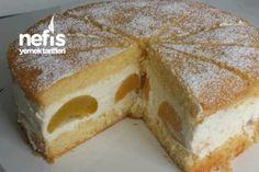 Şeftalili Kremalı Pasta Tarifi nasıl yapılır? 499 kişinin defterindeki bu tarifin resimli anlatımı ve deneyenlerin fotoğrafları burada. Yazar: xxdolunayxx