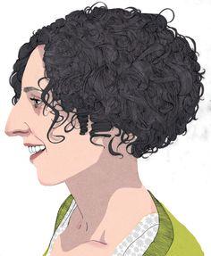 hairport by Jorge Roa, via Behance