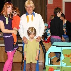 family halloween outfit idea :3