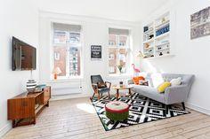 (6) FINN – Fredensborg - Gjennomgående og attraktiv 3-roms i 3.etg med balkong, klassiske detaljer og populær beliggenhet