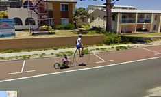 """""""I Was Using Google Maps When All Of A Sudden...What?! That Is Seriously Crazy."""""""