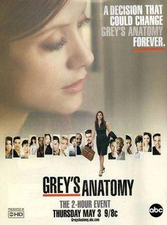 Greys Anatomy Season 1 Poster