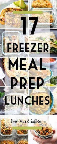 Freezer-Friendly Meal Prep Lunch RecipesFollow for recipesGet  Mein Blog: Alles rund um die Themen Genuss & Geschmack  Kochen Backen Braten Vorspeisen Hauptgerichte und Desserts