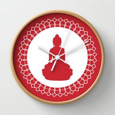 Time Peace Wall Clock   dotandbo.com