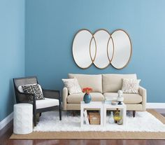 Rely on a Statement Piece | Surprising, low-cost ways to update your home décor.