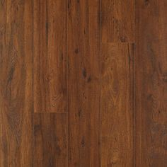 Pergo MAX Premier 7.48-in W x 4.52-ft L Cambridge Amber Oak Embossed Wood Plank Laminate Flooring