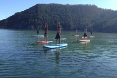 Chi Kung Stand Up Paddle @Cantabria, Spain
