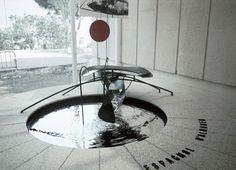 Alexander Calder Mercury Fountain