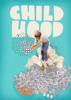 NAZARIO GRAZIANO .com  | CHILDHOOD - Illustration