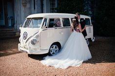 Would have loved this at my wedding! Ah heck, I would love to own it. Wedding Car, Wedding Pics, Wedding Styles, Dream Wedding, Wedding Ideas, Boho Wedding, Volkswagen Bus, Vw Camper, Bus Girl