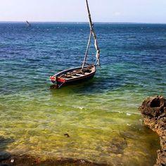 A dhow - Island of Mozambique # ilha da moçambique