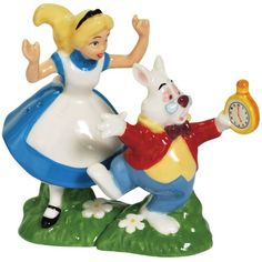 Westland Giftware Alice and White Rabbit Magnetic Ceramic Salt and Pepper Shakers, 4-Inch Westland Giftware,http://www.amazon.com/dp/B008LY12PO/ref=cm_sw_r_pi_dp_yrP5sb0854T953GK
