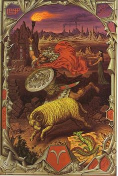 Signo de Áries - Johfra Bosschart | Flickr - Photo Sharing!