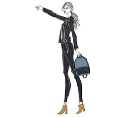 We broke down the style of girls from three major fashion cities. See how they differ here.