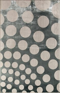 The Ambrose Spheres Area Rug from Rugs America is a luxurious rug with a variety of light-colored circles of different sizes on a dark background. This shiny polyester rug is stylish and soft, but still remains easy to clean. Glam Living Room, Nebraska Furniture Mart, Transitional Rugs, Contemporary Rugs, Throw Rugs, Blue Area Rugs, Bedding Shop, Rug Size