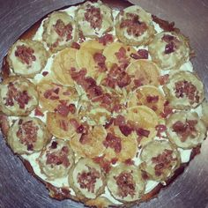 Maple Bacon Pancake Cheesecake