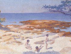 Impressionist Museum Giverney Henri-Edmond Cross, peindre le bonheur