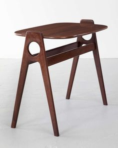 Anonymous, Jacaranda Side Table by Moveis CIMO, 1960s.
