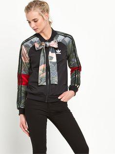 Adidas Originals Rita Ora Kimono Track Top