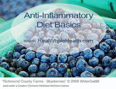 Anti Inflammatory Diet Basics