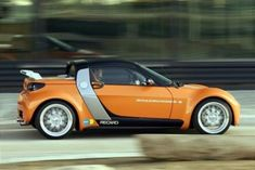 Smart Roadster Coupe, Beach Buggy, Road Runner, Custom Cars, Cars And Motorcycles, Cool Cars, Mercedes Benz, Vehicles, Tech