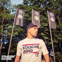 STRASSENKICKER  MATCHDAY #GIBGER   LP10   KÖLSCHE JUNG @poldi_official  #strassenkicker #poldi #lp10 #kölscheJung #streetwear #style
