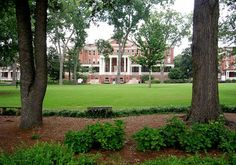 nationally for safest campuses - Georgia College State University Georgia College, College Campus, Verona, State University, Mansions, House Styles, Southern, Beautiful, Ideas