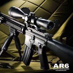 Barska AR6 Scope