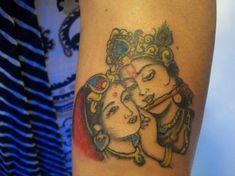 Pin On Lord Krishna Tattoo