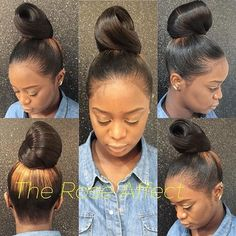 Can u say Poppington! This is The Rose Affect. Get the look. Get Pricked by A Rose. Txt 4044513324 to book. Cute Ponytail Hairstyles, Urban Hairstyles, Cute Ponytails, Weave Hairstyles, Pretty Hairstyles, Ponytail Ideas, Ponytail Bun, Sleek Hairstyles, Top Knot