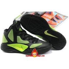 Cheap Black And Lime Green Nike Hyperfuse 2011 Nike Outlet aedf82215