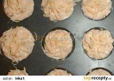 Muffiny se sýrem a anglickou slaninou recept - TopRecepty.cz Mashed Potatoes, Breakfast, Ethnic Recipes, Food, Whipped Potatoes, Morning Coffee, Smash Potatoes, Essen, Meals