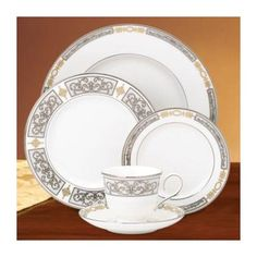 Lenox Antiquity Dinnerware Collection