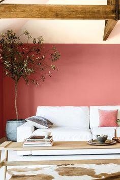 Peinture salon : 30 couleurs tendance pour repeindre le salon - Côté Maison