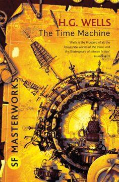 "H G Wells Book ""Time Machine"""