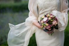 Lovely wedding bouquet   by Inga Amshoff Photography