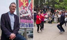 Michael Palin granted unique access to North Korea for latest show Michael Palin, Tv Times, North Korea, News Stories, Mail Online, Daily Mail, Unique