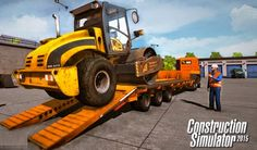 Conheça Construction Simulator 2015, o novo game de construção