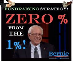 Bernie's fund raising strategy... - Democratic Underground