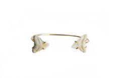 Mykonos Bracelet with Natural Shark Tooth