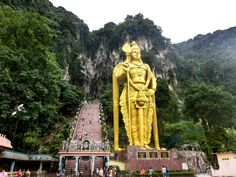 Le Grotte di Batu rappresentano uno dei Luoghi iconici di Selangor e Sono