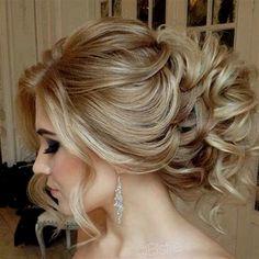 Prom Hochsteckfrisuren | Frisuren | Pinterest | Wedding Hairstyles ...