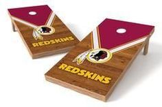 Washington Redskins Single Cornhole Board - Uniform