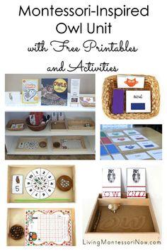 Montessori-inspired...
